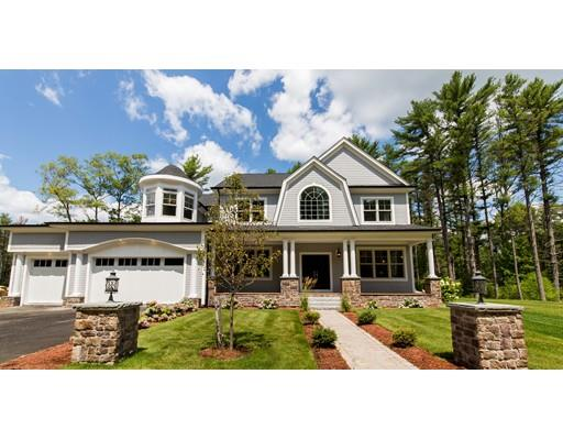 Lot 1 Diamond Estates, Sharon, MA 02067
