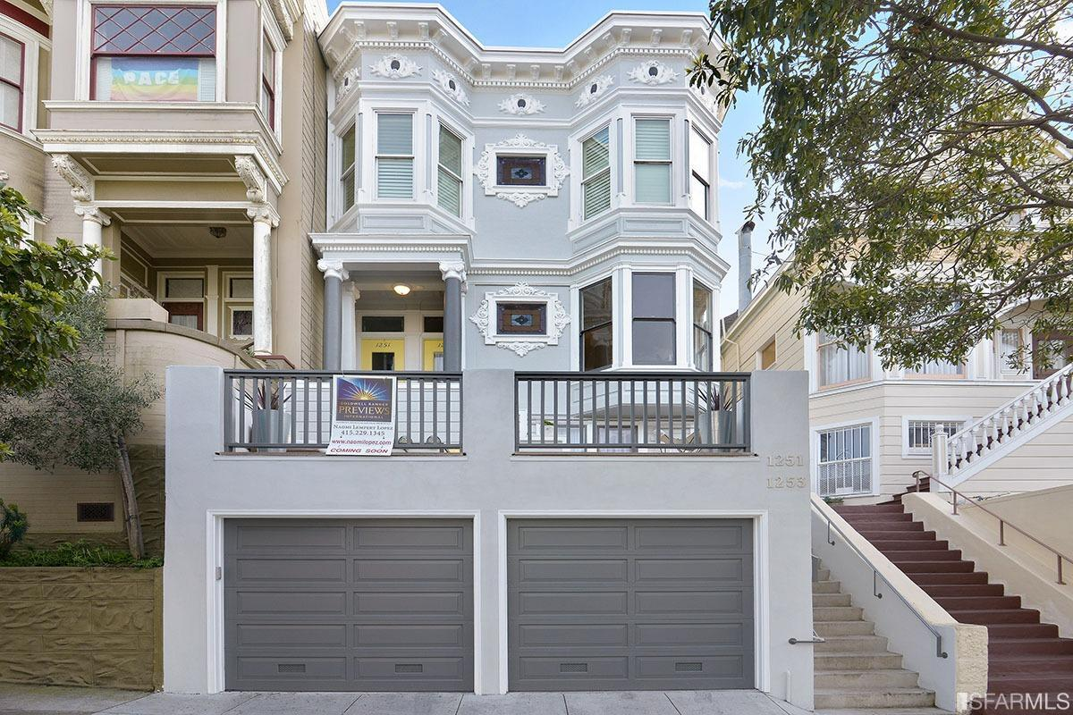 1253 Waller Street, San Francisco, CA 94117