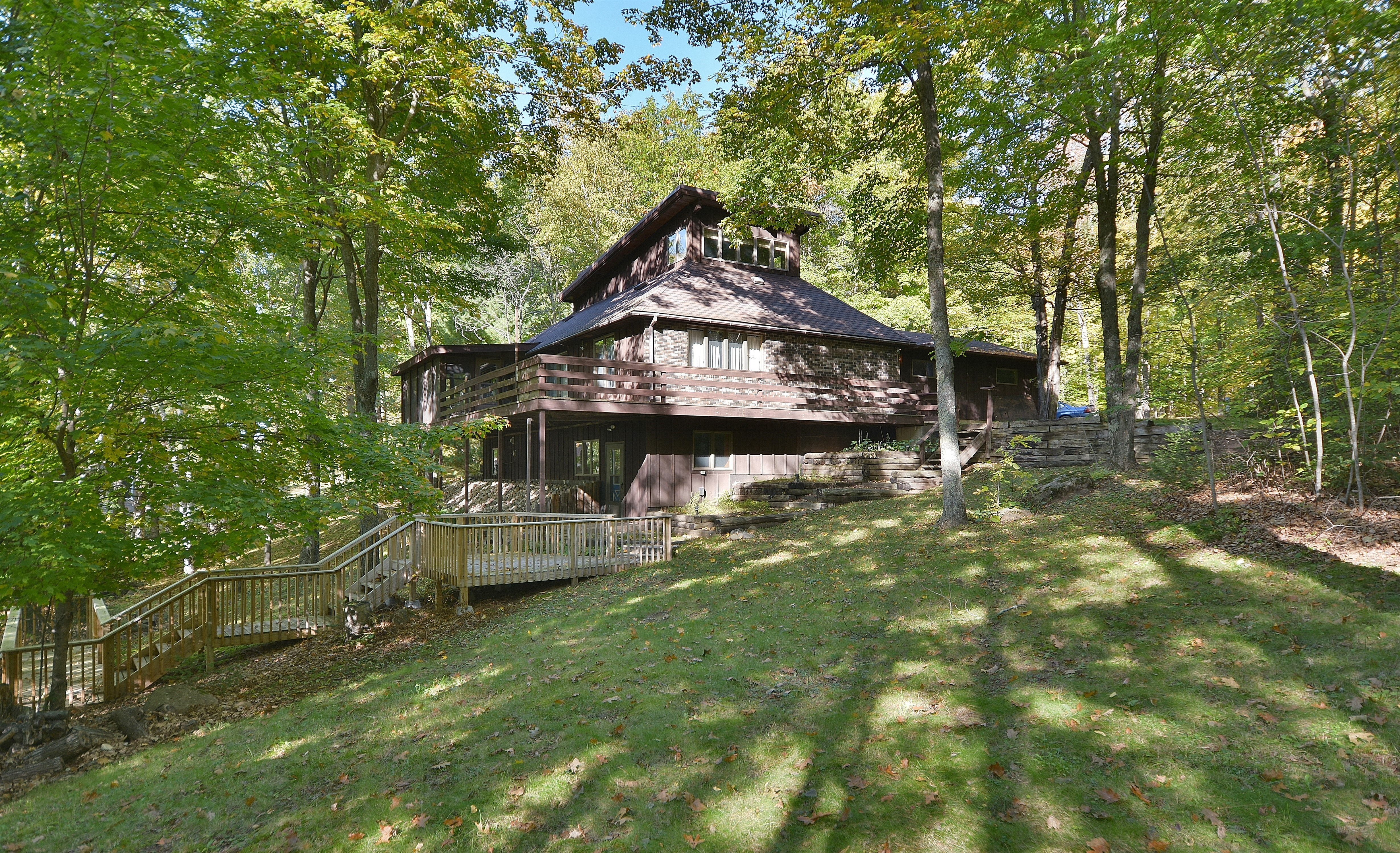 6914 S Cleveland Road, Lake Nebagamon, WI 54849