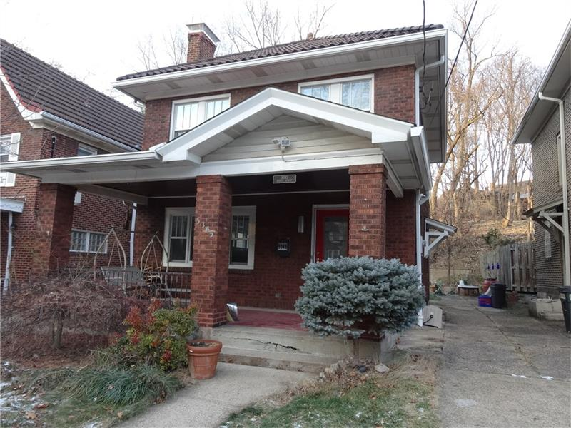 5345 Beeler Street, Squirrel Hill, PA 15217