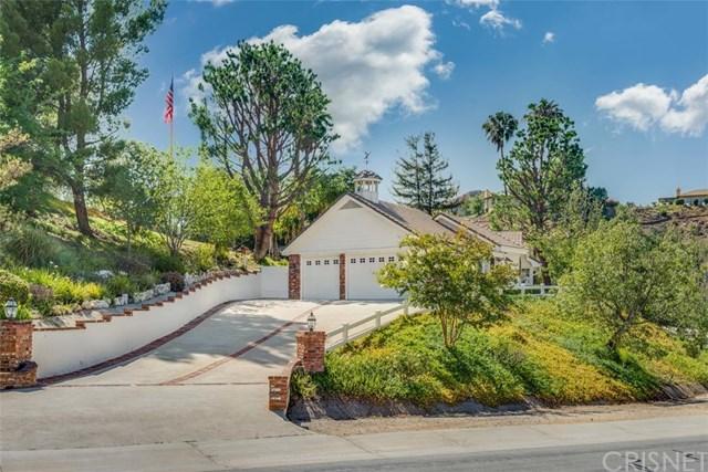 187 Saddlebow Road, Bell Canyon, CA 91307