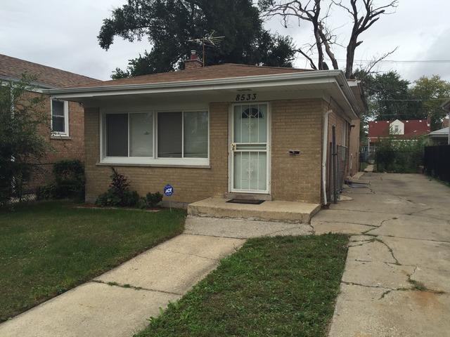 8533 South Lowe Avenue, Chicago, IL 60620