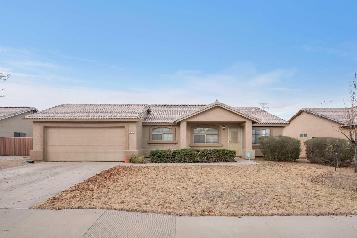 658 N Overland, Mesa, AZ 85207
