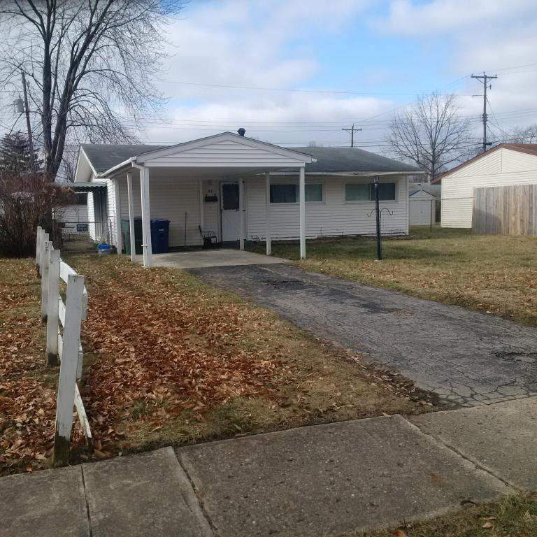 821 Mark Place, Columbus, OH 43204