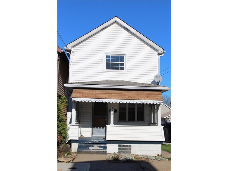528 Walnut Street, Vandergrift - Wml, PA 15690