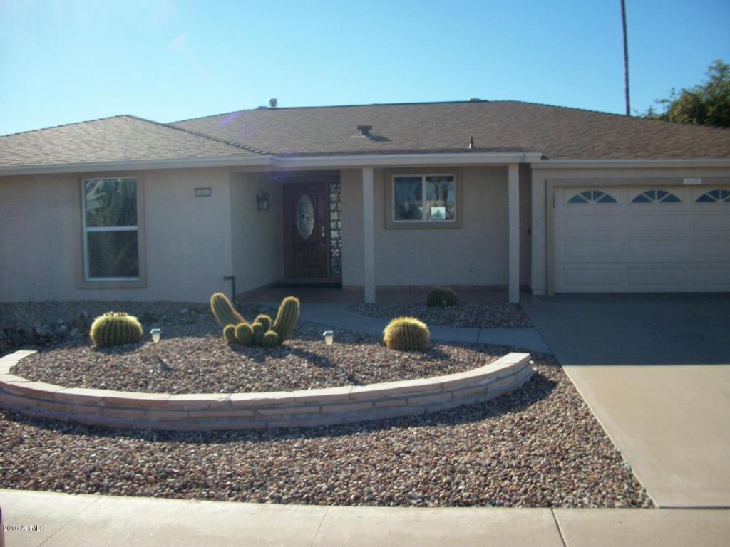 10901 W White Mountain Road, Sun City, AZ 85351
