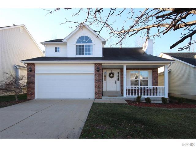 422 Winter Bluff Drive, Fenton, MO 63026