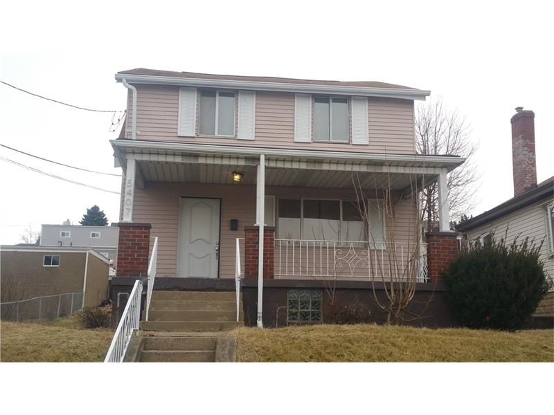 5407 Halchess, Lincoln Place, PA 15207
