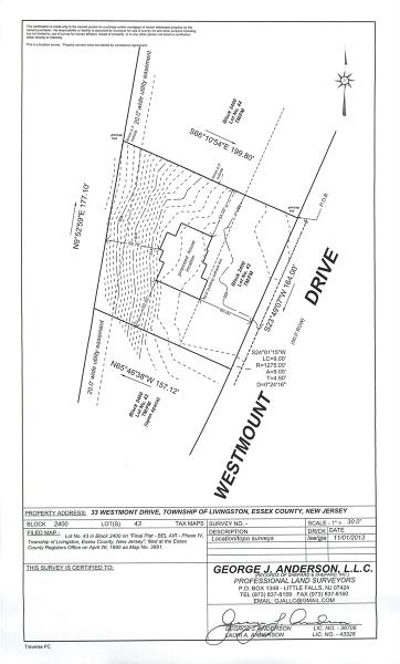 33 Westmount Dr, Livingston Twp., NJ 07039