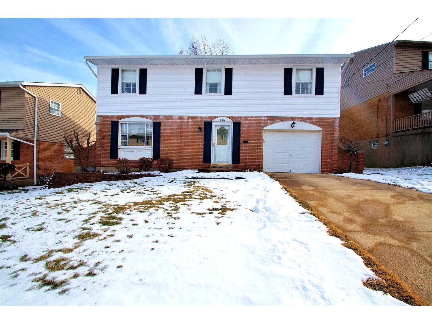 678 Lullaby Court, Delhi Twp, OH 45238