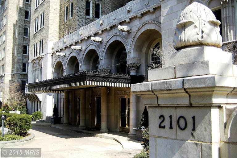 2101 Connecticut Avenue Northwest, Washington, DC 20008