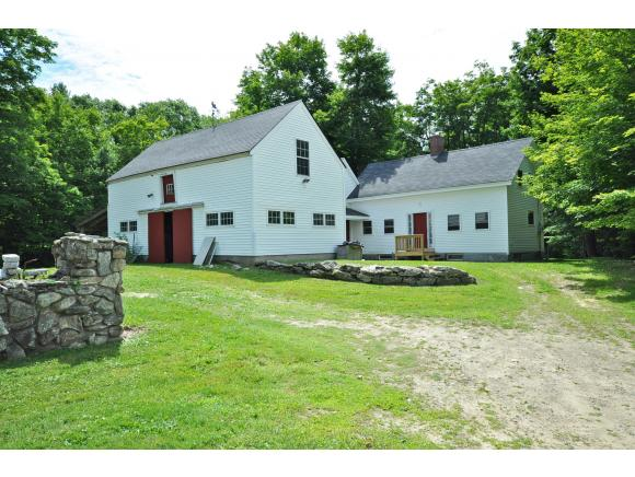 398 and 397 Berry, New Durham, NH 03855