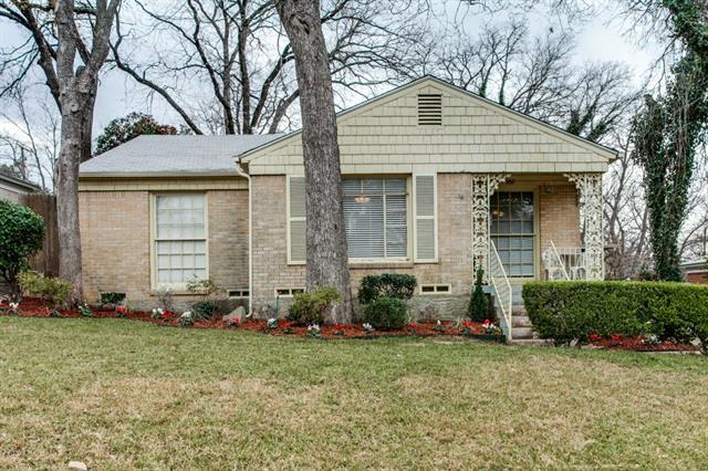 5812  Belgrade Avenue, Dallas, TX 75227