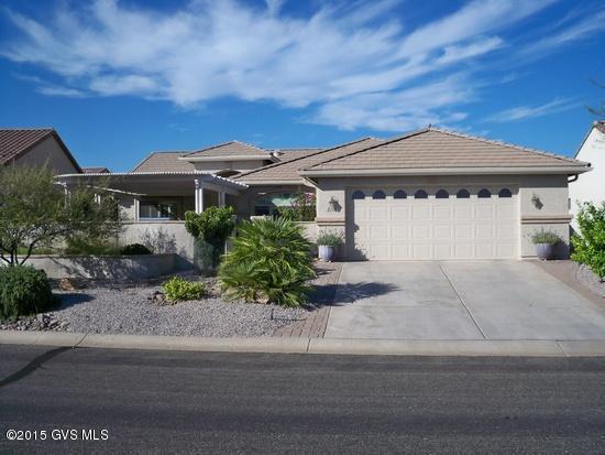 2166 E Bluejay Vista Lane, Green Valley, AZ 85614