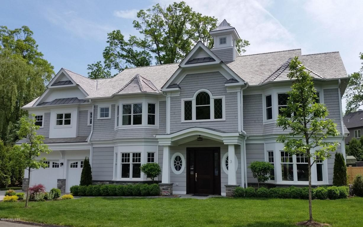 3 Gisborne Place, Old Greenwich, CT 06870