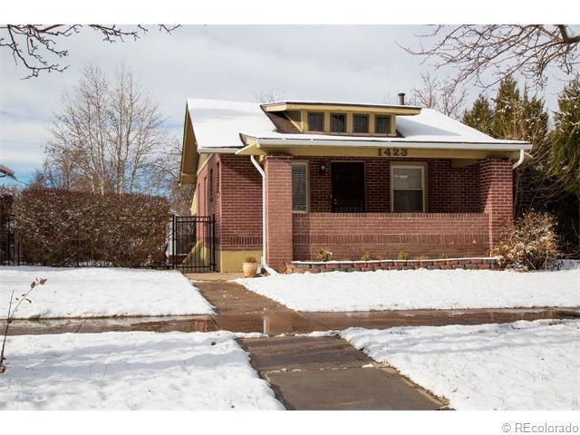1423 South Emerson Street, Denver, CO 80210