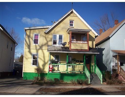 60 Montmorenci St, Springfield, MA 01107