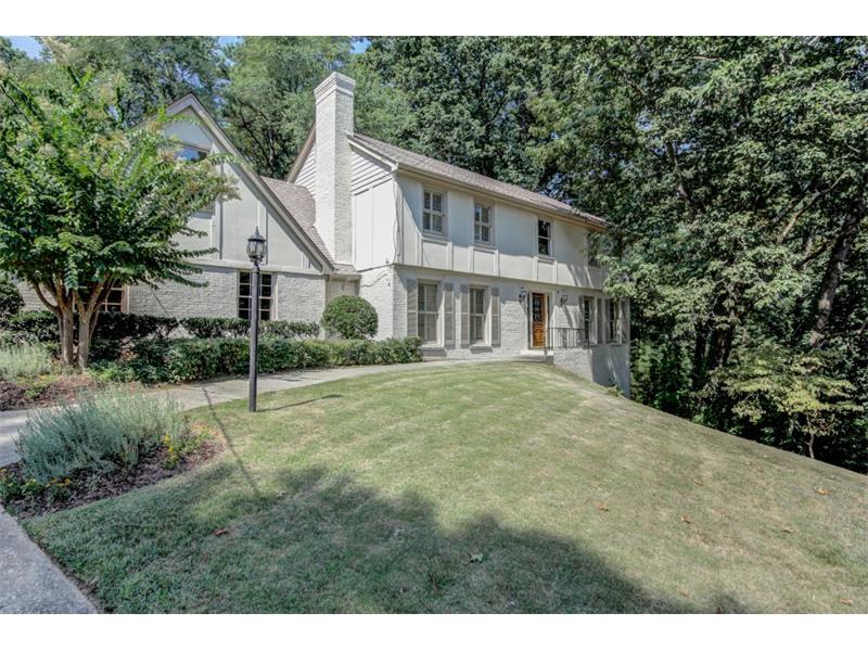 595 Chestnut Hall Lane, Atlanta, GA 30327