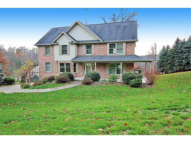 608 Hidden Oak Drive, Jefferson Hills, PA 15025