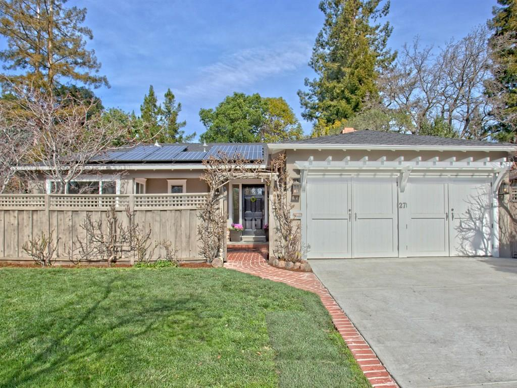 27 Nancy Way, Menlo Park, CA 94025