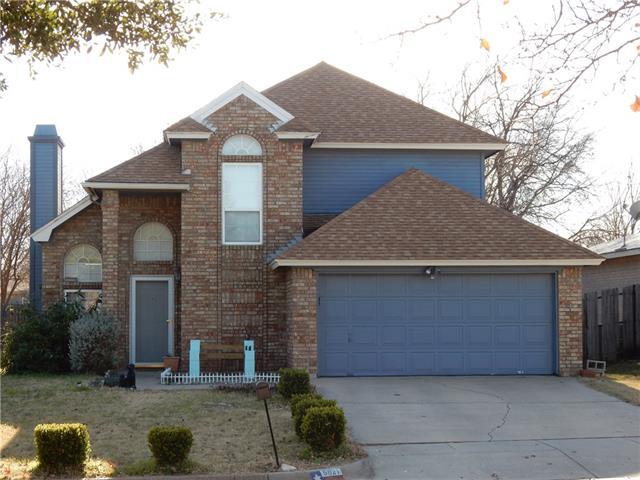 5821  Heatherglen Terrace, Fort Worth, TX 76179