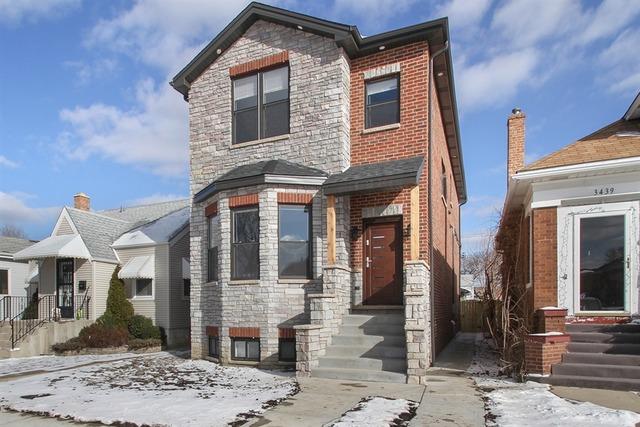3441 North Ottawa Avenue, Chicago, IL 60634