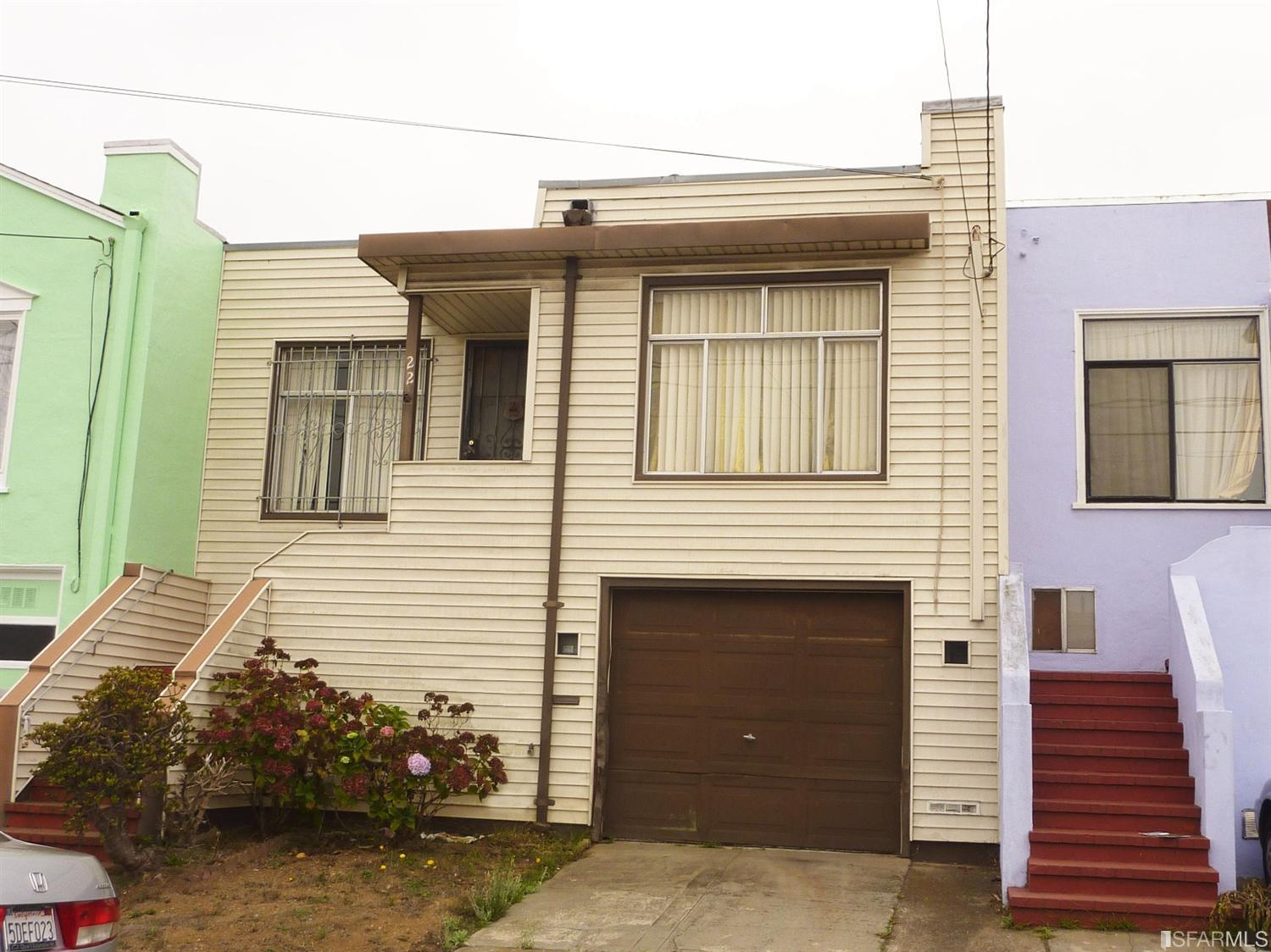 22 West View Avenue, San Francisco, CA 94134
