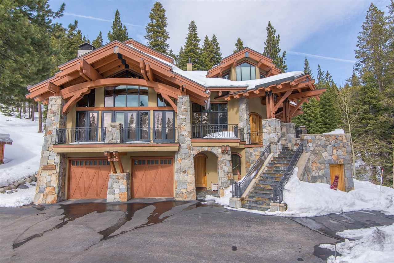 522 Hidden Lake Court, Olympic Valley, CA 96146