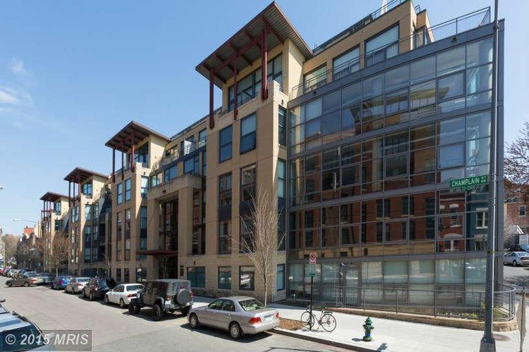 2301 Champlain Street Northwest, Washington, DC 20009