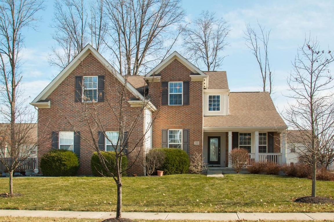 580 High Timber Drive, Westerville, OH 43082