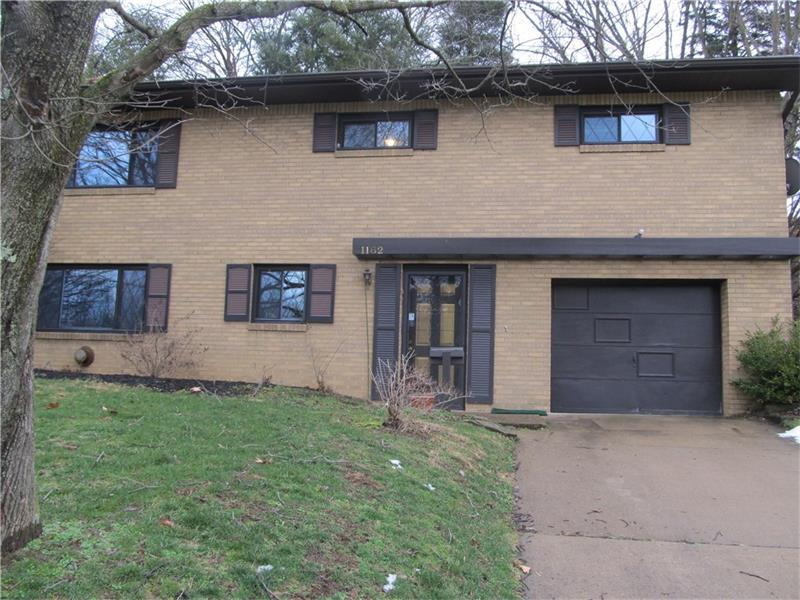 1182 Saint Vincent Drive, Monroeville, PA 15146
