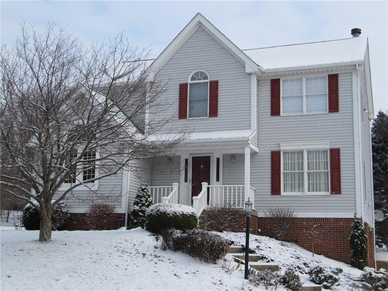 118 Crossing Ridge Trail, Cranberry Twp, PA 16066