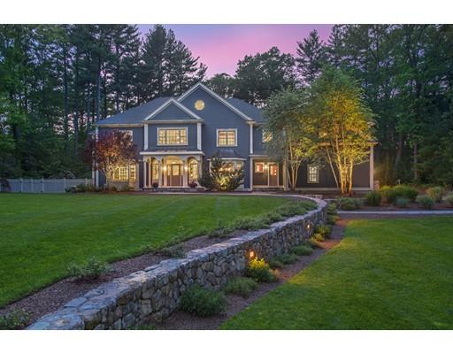 8 Three Ponds Road, Wayland, MA 01778