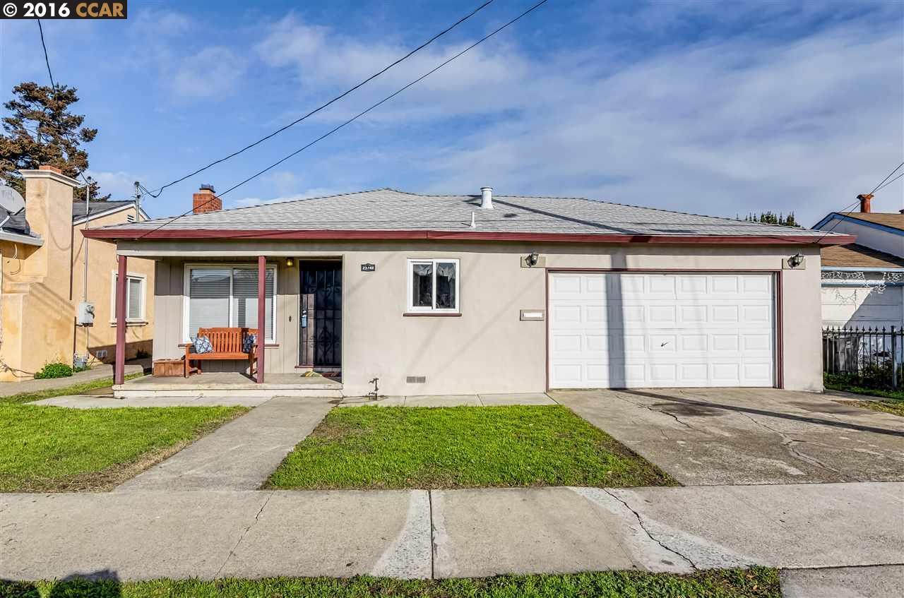 23748 Odom Drive, Hayward, CA 94541