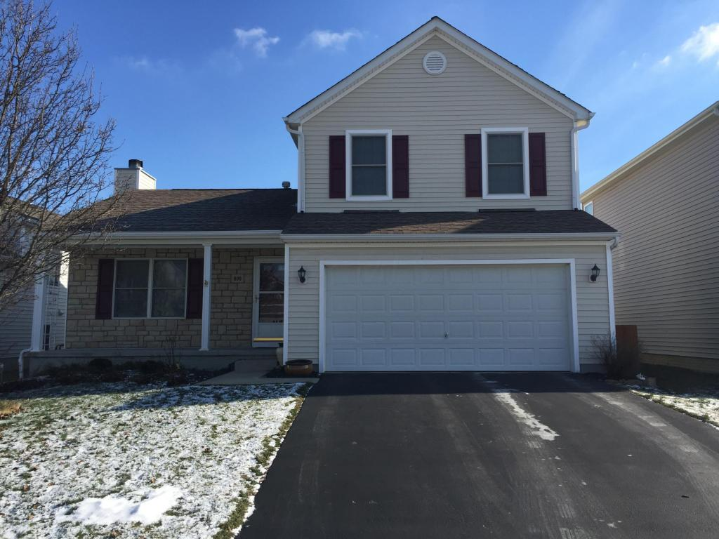 808 Holly Farms Drive, Blacklick, OH 43004