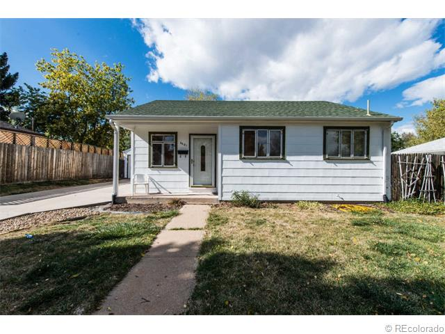 2681 South King Street, Denver, CO 80219