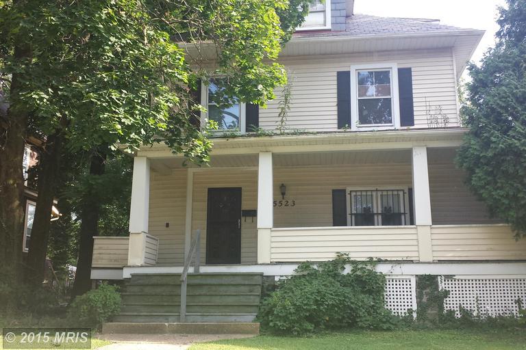 5523 Gwynn Oak Avenue, Baltimore, MD 21207