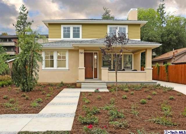 705 South Mentor Avenue, Pasadena, CA 91106