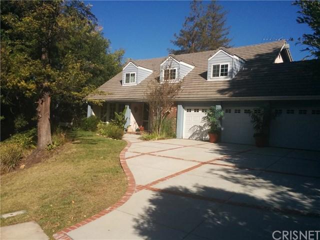 4309 Cezanne Avenue, Woodland Hills, CA 91364