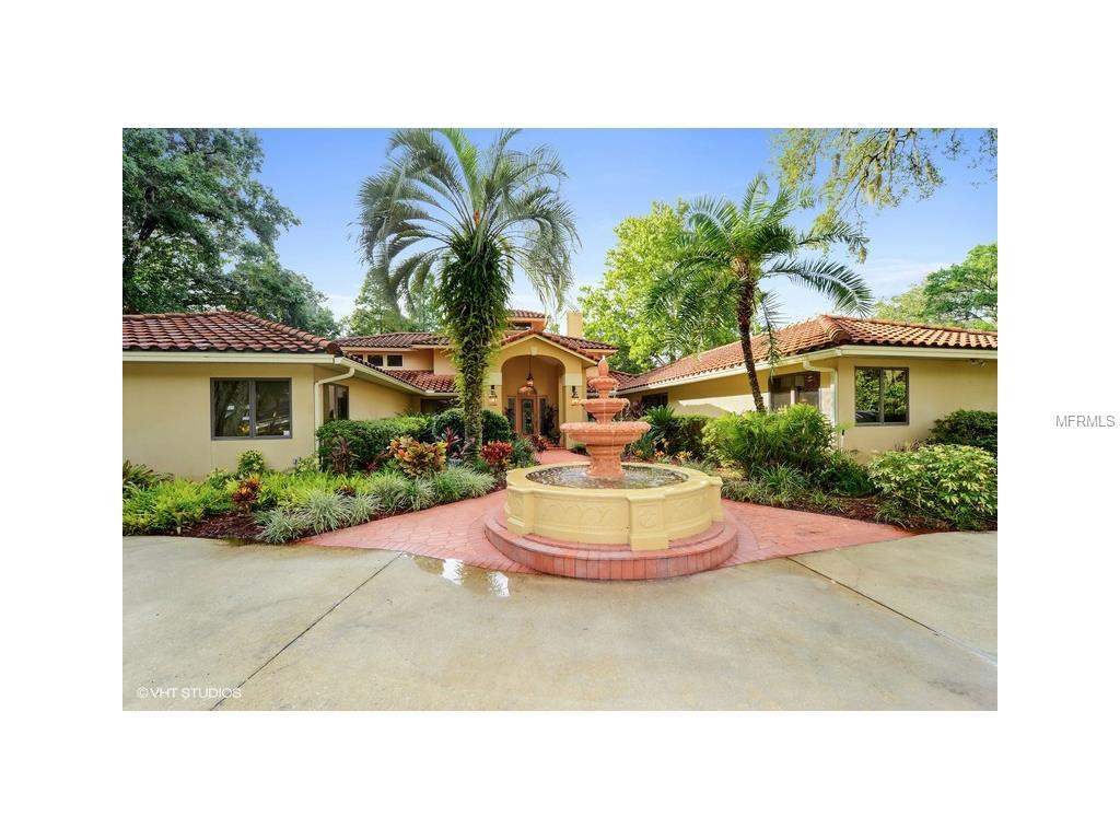 926 N Riverhills  Dr, Temple Terrace, FL 33617