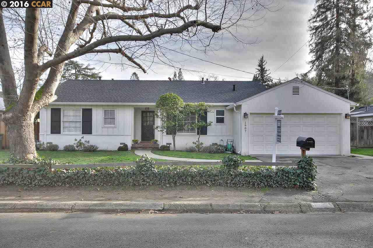 1907 Newell Ave, Walnut Creek, CA 94595