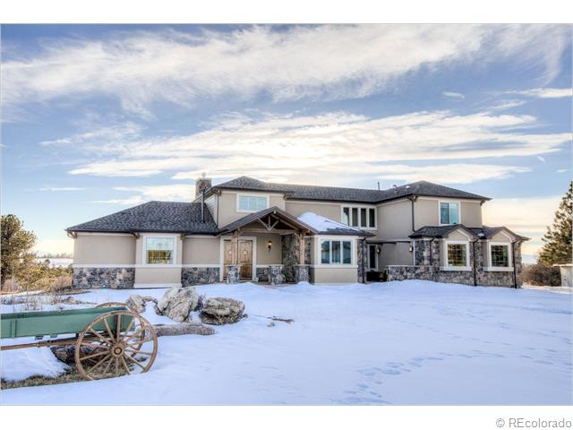 1755 South State Highway 83, Franktown, CO 80116