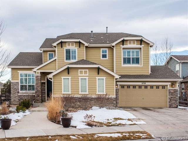 2724 Ironwood Place, Erie, CO 80516