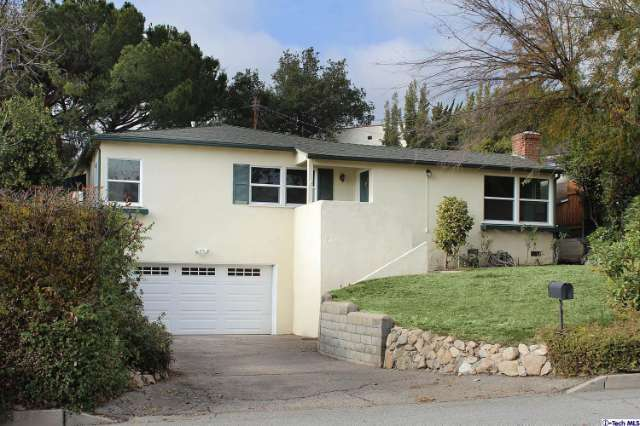 3081 North Mount Curve Avenue, Altadena, CA 91001