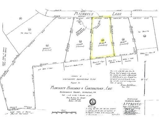 Lot 18 Michaels Ln., Templeton, MA 01468