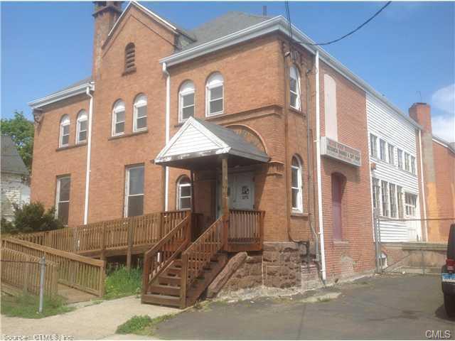 275 Poplar Street, New Haven, CT 06513