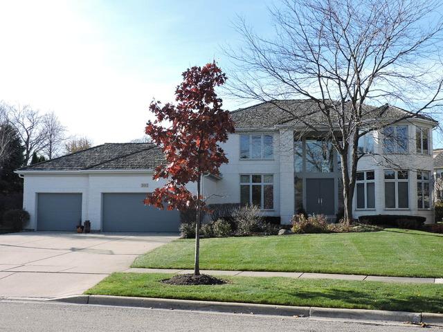 993 Creek Bend Drive, Vernon Hills, IL 60061