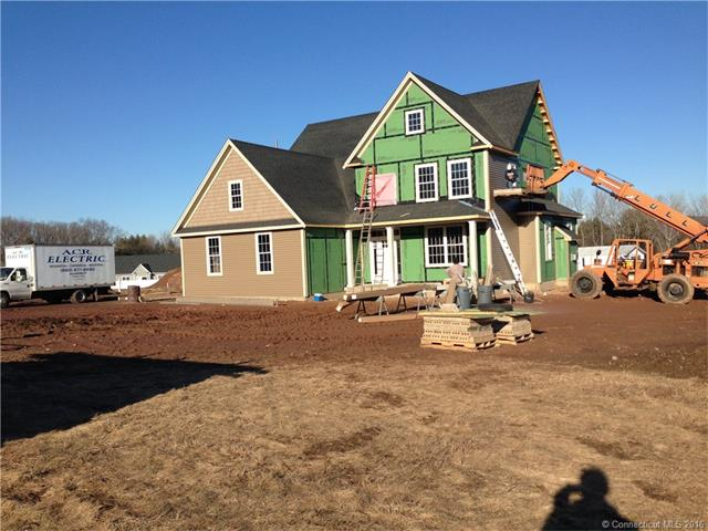 Lot 14  High Meadows Crossing, Somers, CT 06071