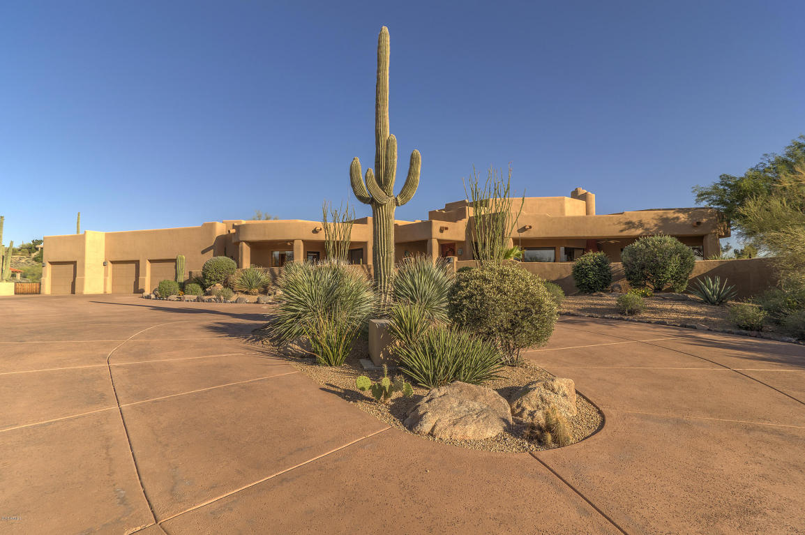 7403 E Travois Trail, Carefree, AZ 85377