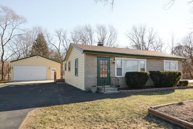 18831 Crawford Avenue, Flossmoor, IL 60422
